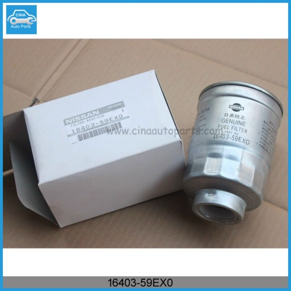 16403 59EX0 - DIESEL FUEL FILTER (SPIN-ON) FOR NISSAN 16403-59EX0 16403-59EXO