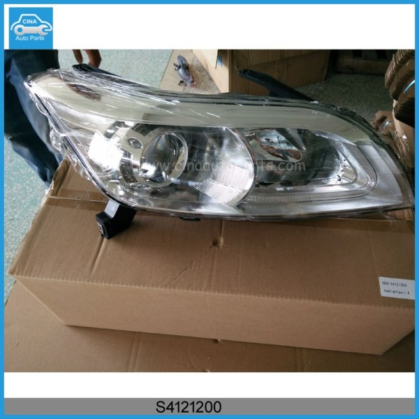 S4121200 - Lifan X60 right headlight OEM S4121200