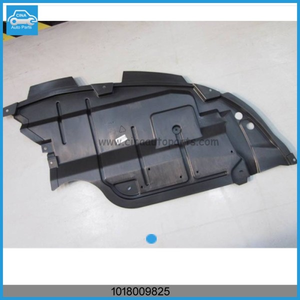 1018009825 - OEM 1018009825 Geely Engine bottom Left protection board (EC8)
