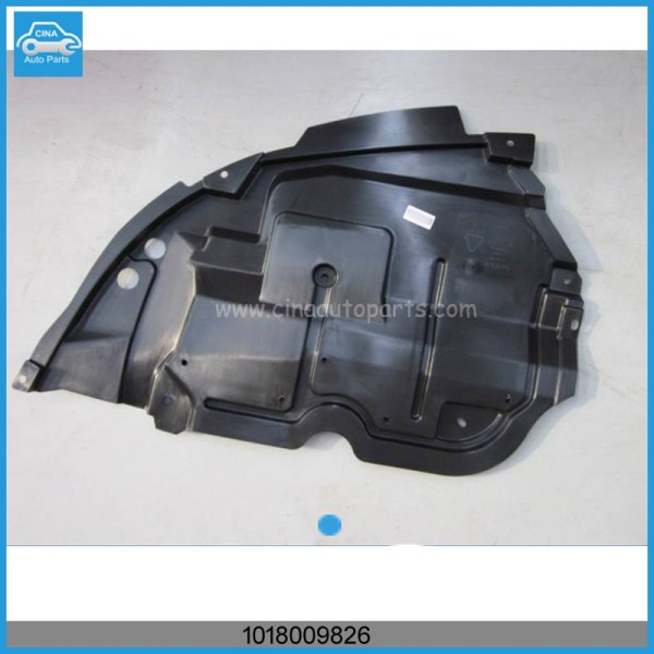 1018009826 - OEM 1018009826 GEELY Engine bottom right protection board (EC8)
