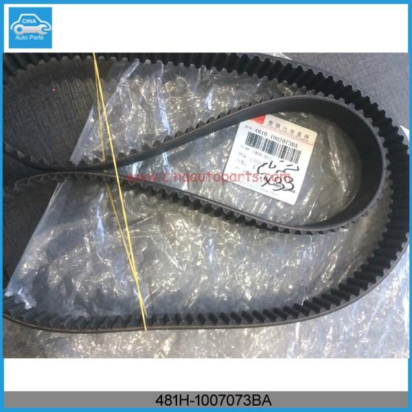 481H 1007073BA - Chery A3 A5 T11 Tiggo Original Parts Timing Belts OEM 481H-1007073BA