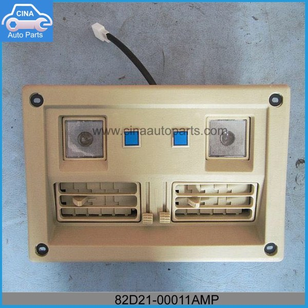 82D21 00011AMP - Higer bus Adjustable reading Light Outlet 82D21-00011AMP,82D21-00011-A