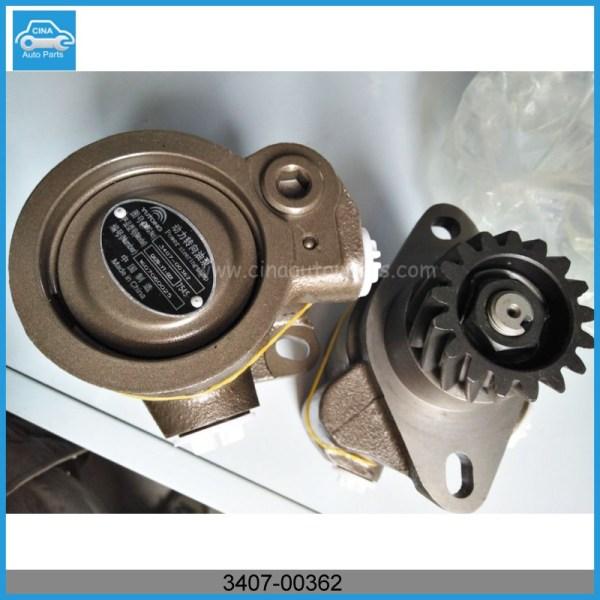 3407 00362 - OEM 3407-00362 yutong power steering pump