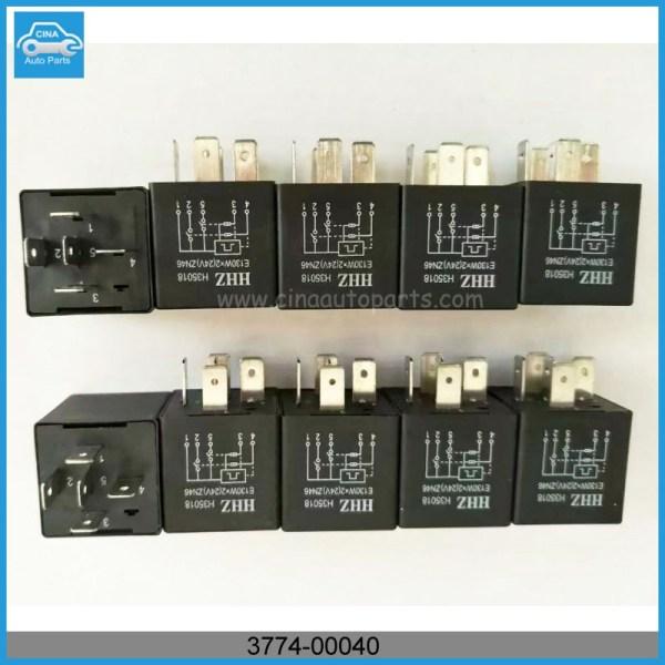 3774 00040 - OEM 3774-00040 Yutong Man combination Switch 81255090124