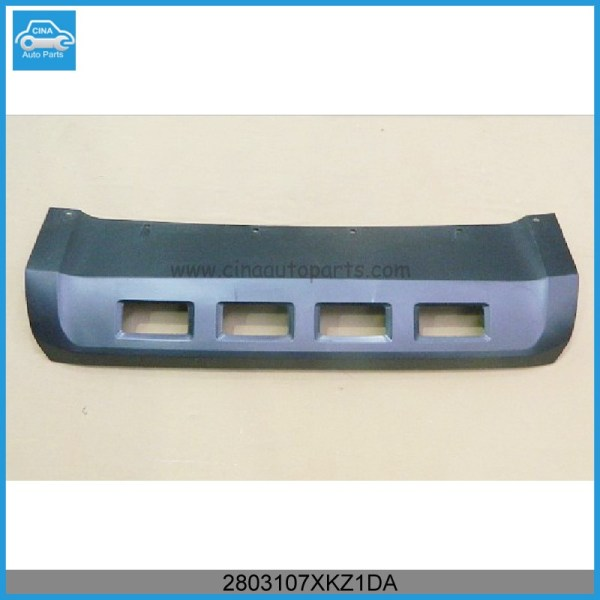 2803107XKZ1DA - great wall haval h6 Front Bumper below Guard OEM 2803107XKZ1DA