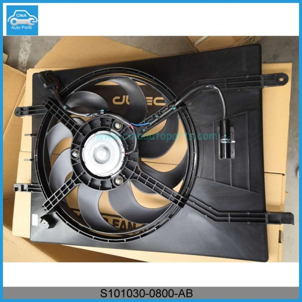 S101030 0800 AB - Changan cs35 RADIATOR FAN WITH MOTOR ASSY OEM S101030-0800-AB