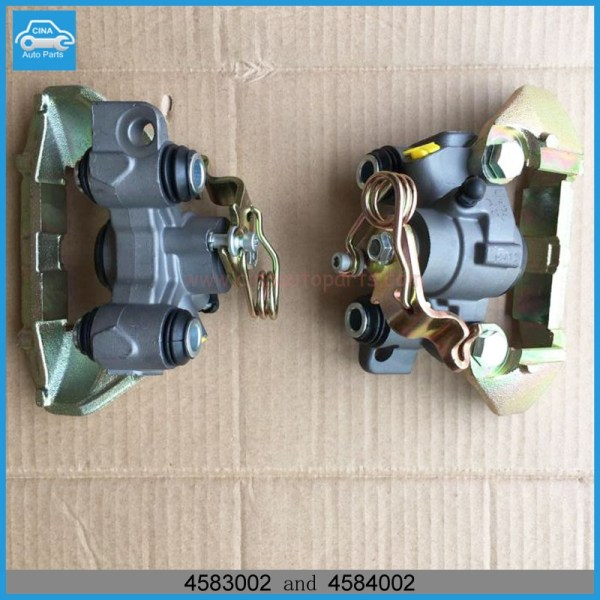 4583002 and 4584002 - Dongfeng H30 cross rear brake wheel cylinder assembly OEM 4583002,4584002