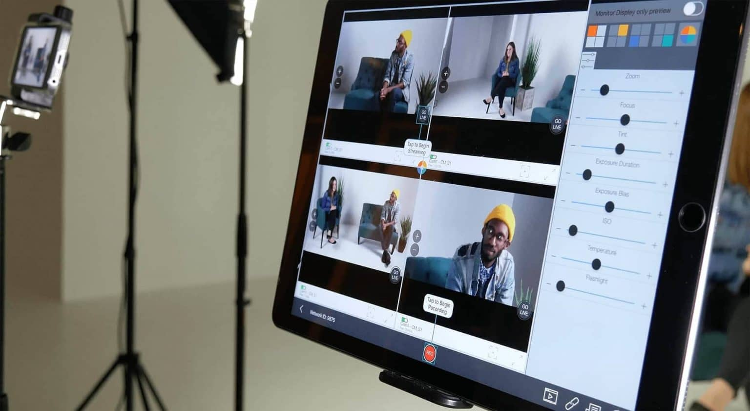 view-lighting-for-multi-camera-video