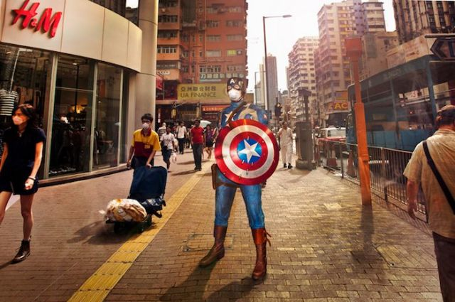 Hong Kong Superheroes