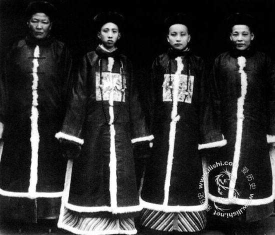 38 rare pictures of eunuchs during Qing Dynasty - China ...