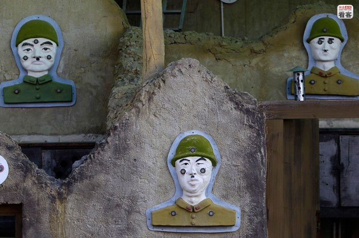 Communist theme park