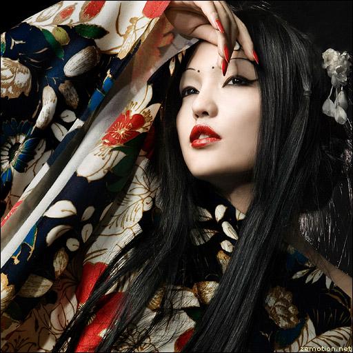 Zhang Jingna -A Dream Of You