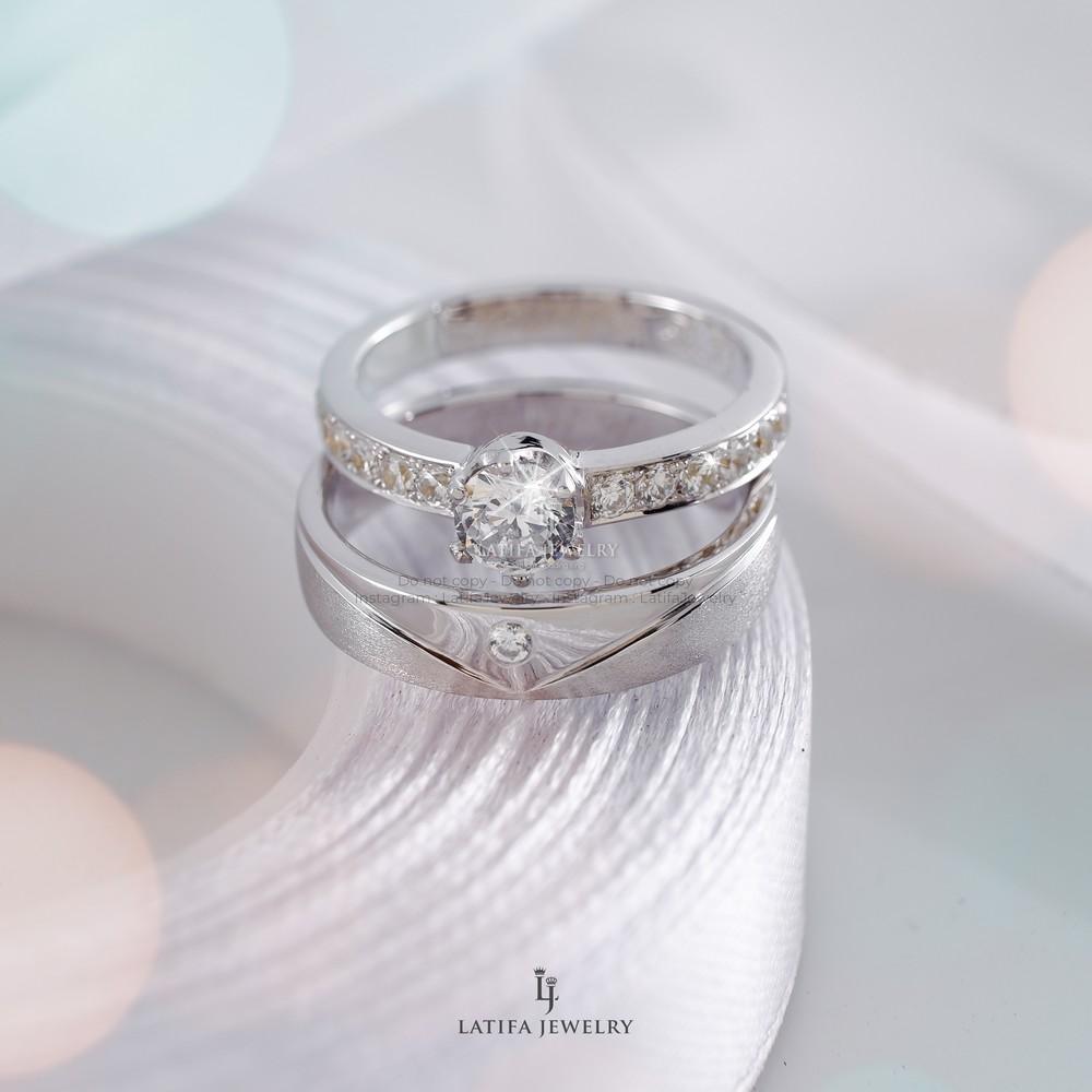 toko cincin nikah Solo Bontang Surabaya Cincin kawin Cincin tunangan Cincin couple custom Cincin emas perak palladium platinum Solo Bontang Surabaya murah (108)