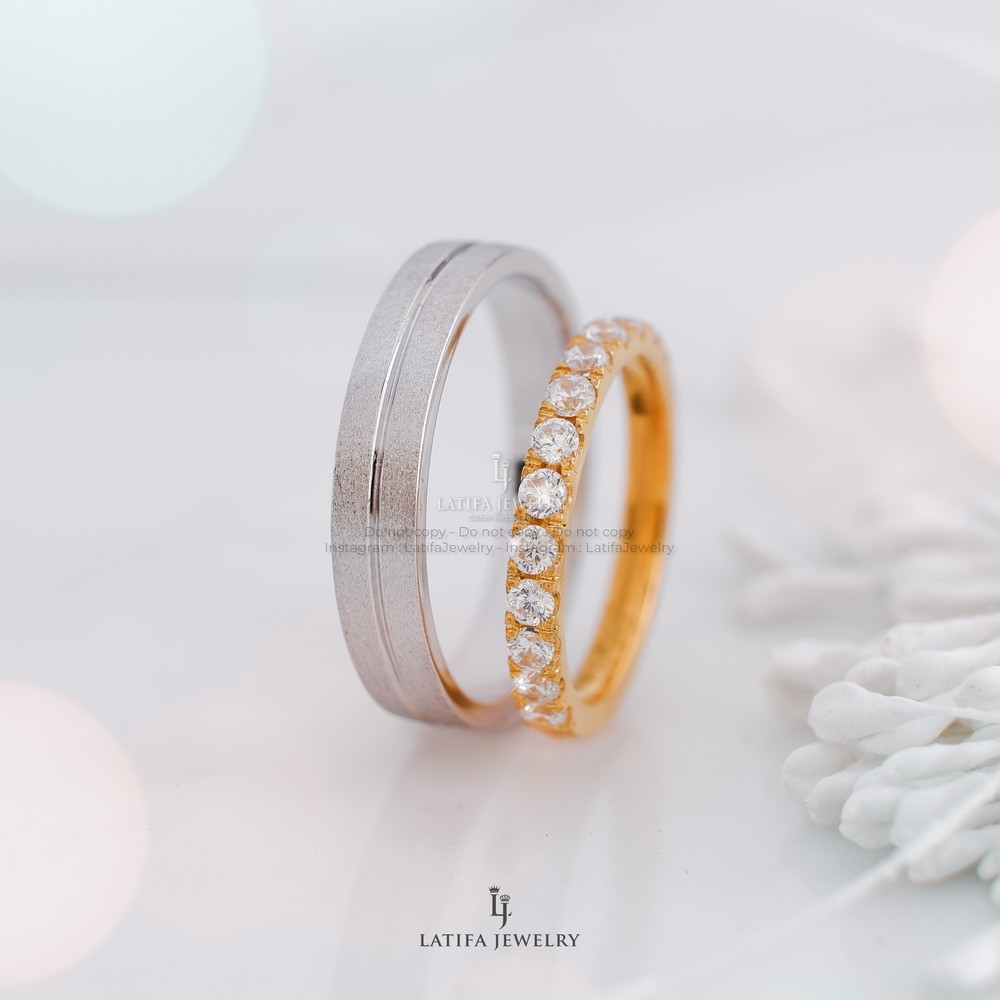toko cincin nikah Solo Bontang Surabaya Cincin kawin Cincin tunangan Cincin couple custom Cincin emas perak palladium platinum Solo Bontang Surabaya murah (110)