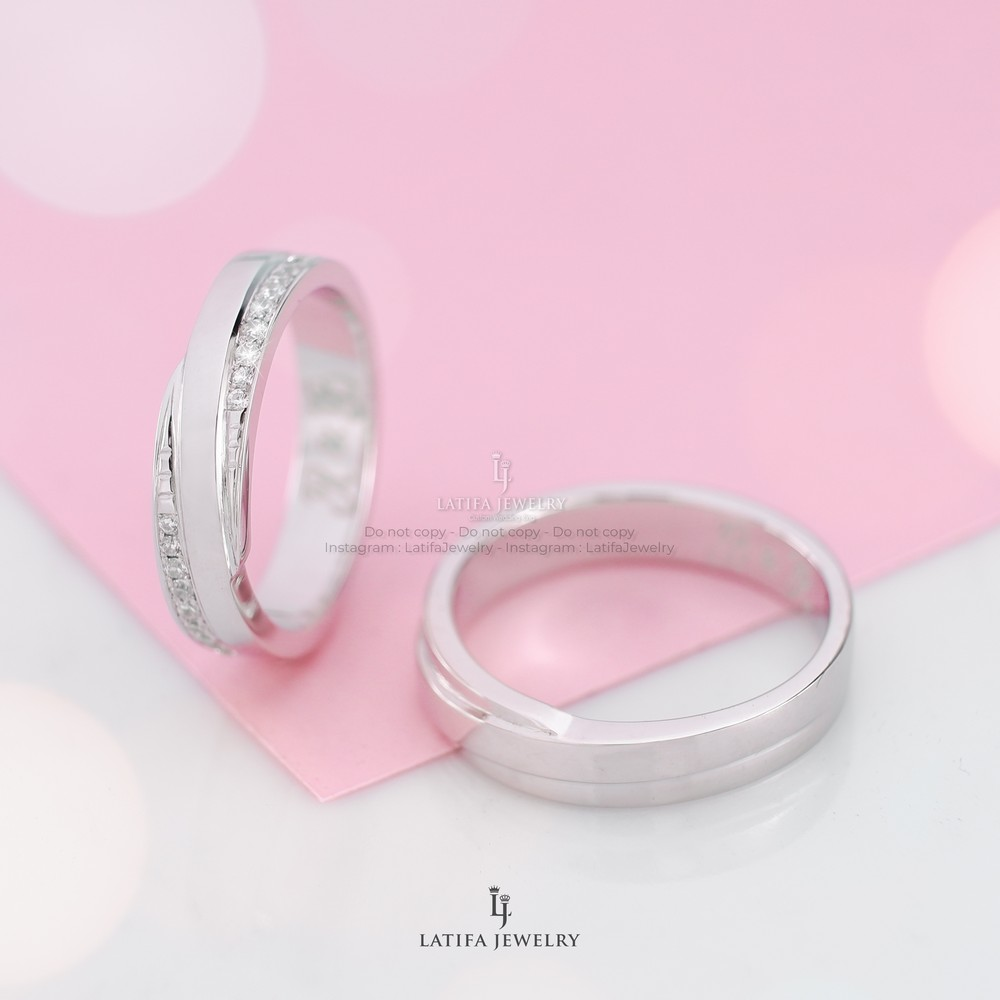 toko cincin nikah Solo Bontang Surabaya Cincin kawin Cincin tunangan Cincin couple custom Cincin emas perak palladium platinum Solo Bontang Surabaya murah (126)