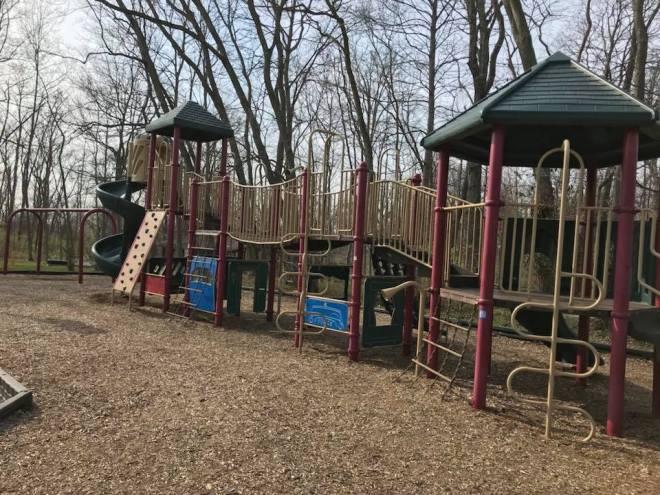 blue Ash Nature park cincinnati playground