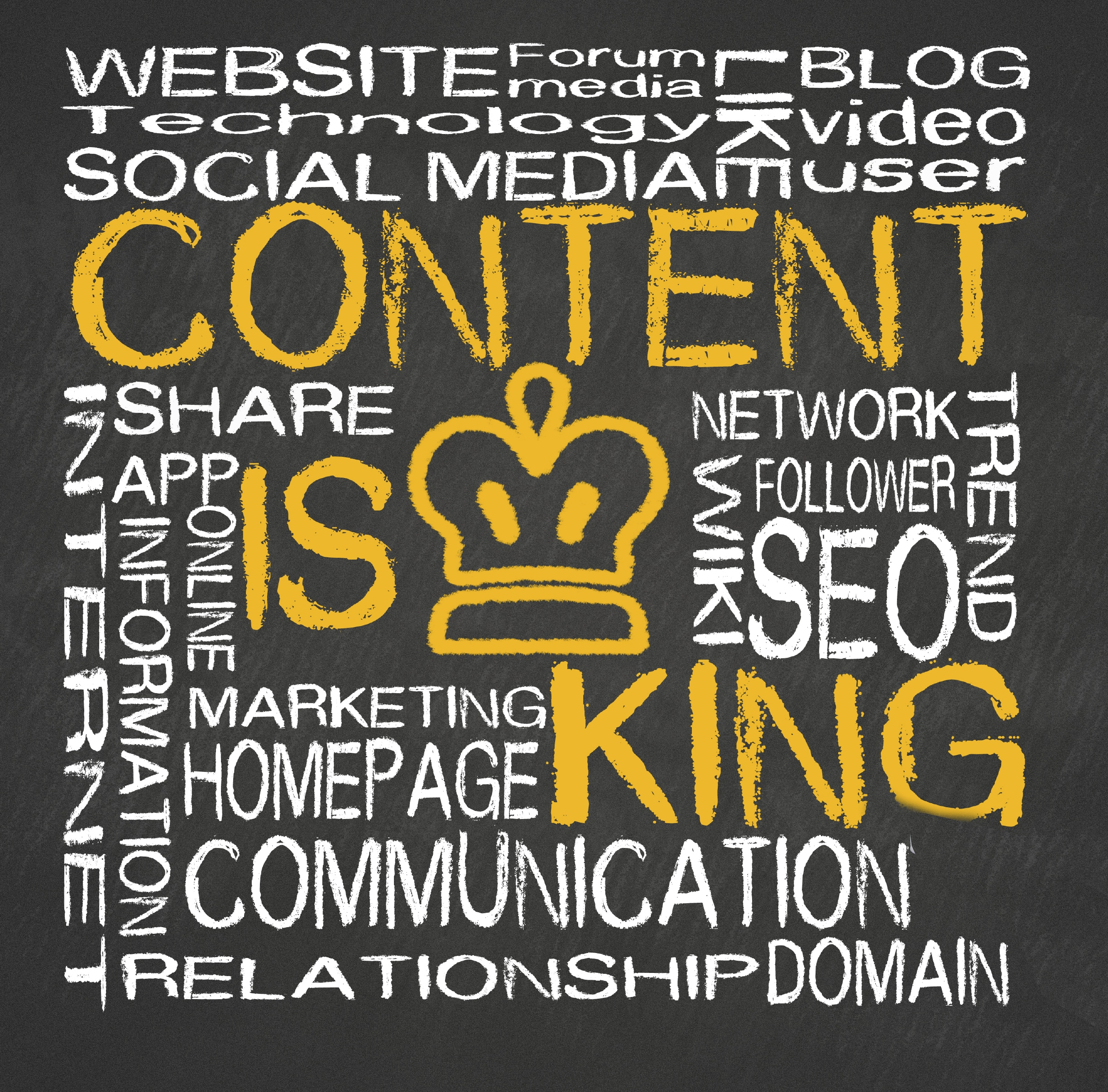 Content Is King Gt Webtec