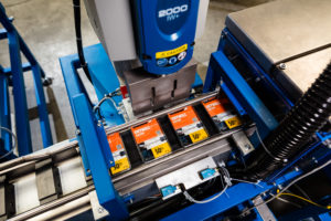 Inspection control for packaging and labeling