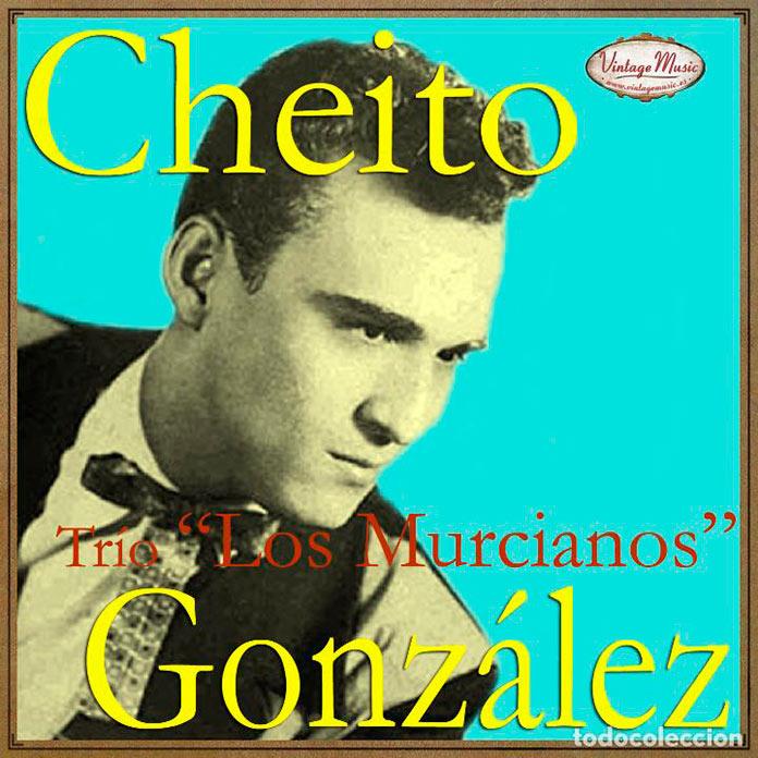 Disco de Cheíto González