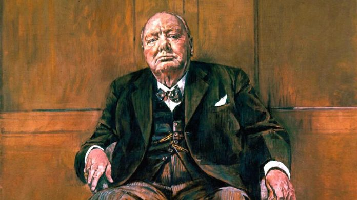 El retrato que llevó a Churchill a renunciar como primer ministro