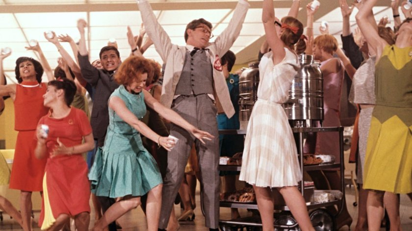 Cómo triunfar sin dar golpe (1967)