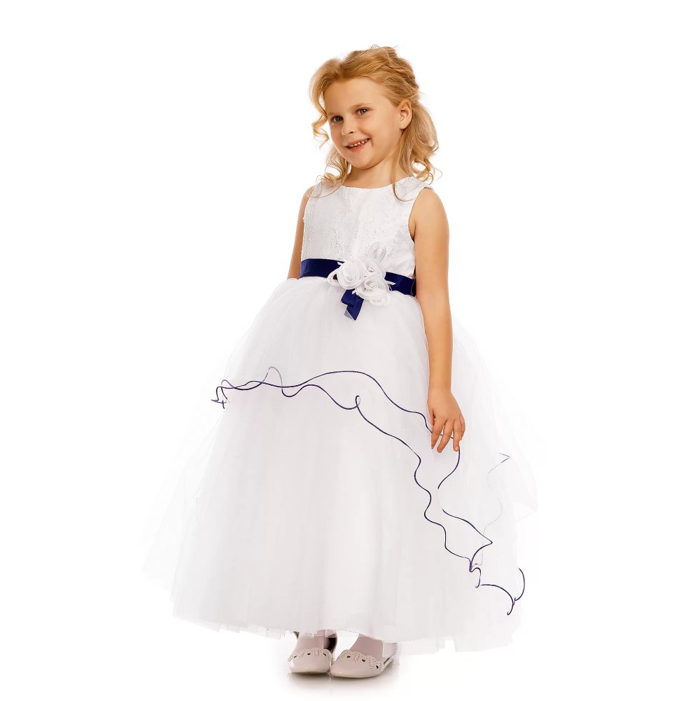 Bridesmaid Dress Flower Girl  Party Dress 138