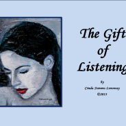 The Gift of Listening by Cinda Stevens Lonsway