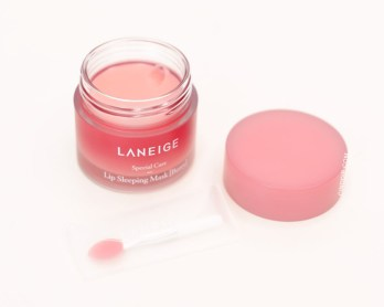Image of Laneige Lip Sleeping Mask Review - Opened