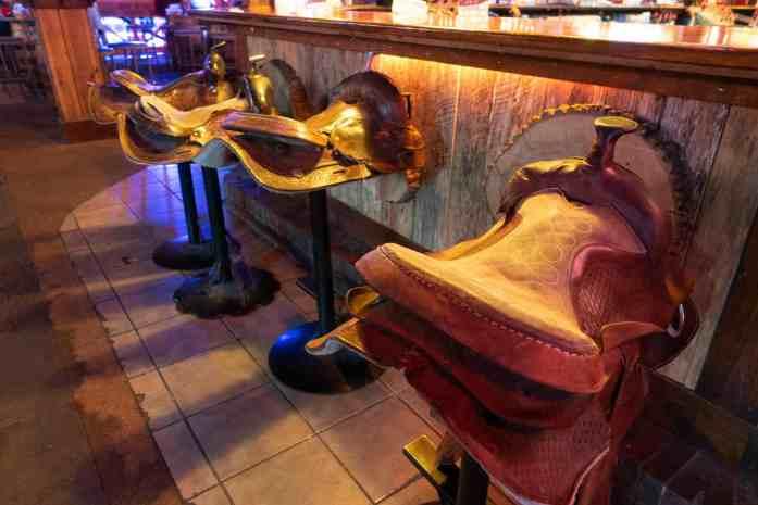 saddle bar stools