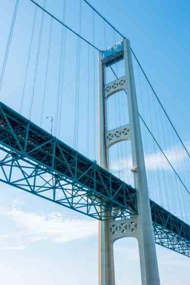 Mighty Mac Bridge