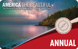 america the beautiful pass