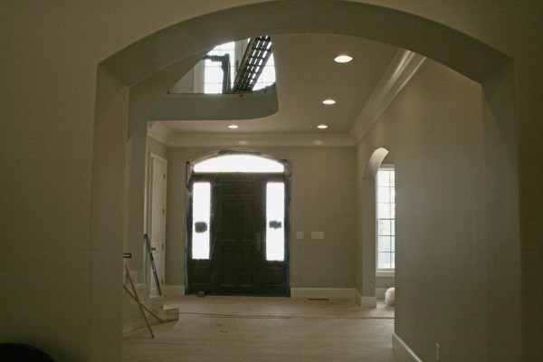 formal entry way