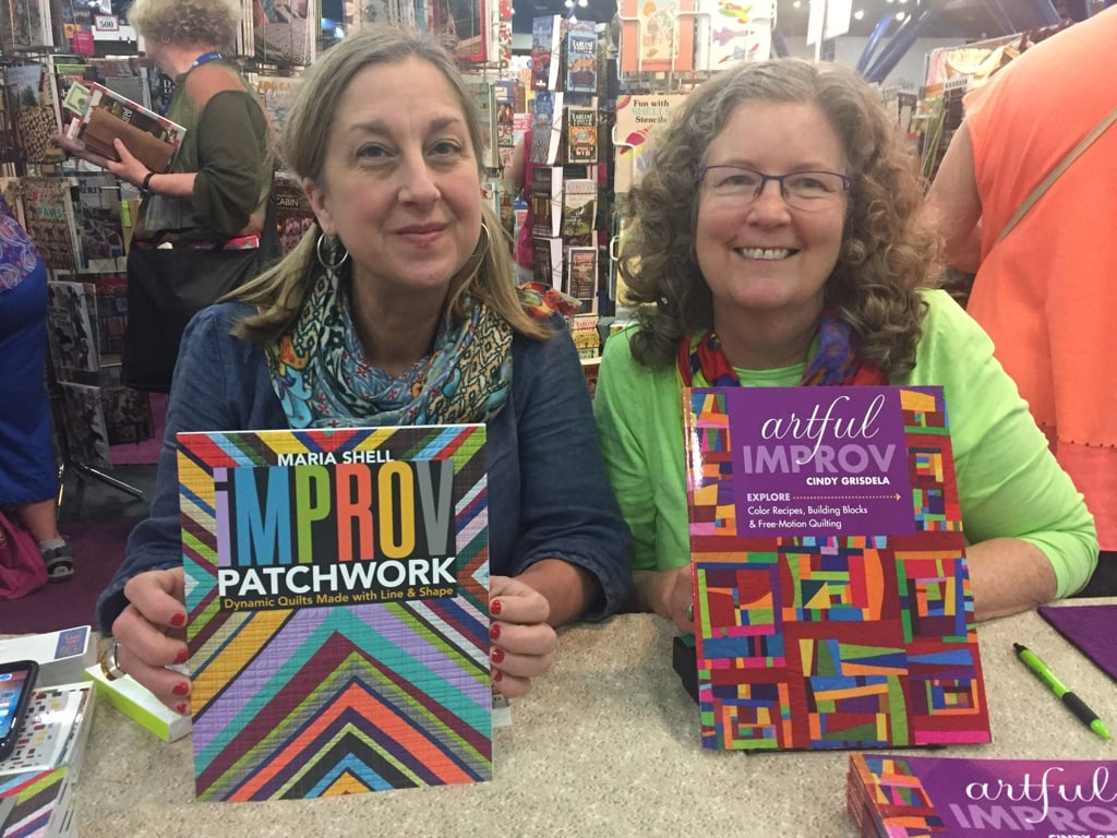 Book Signing with Maria Shell - Cindy Grisdela