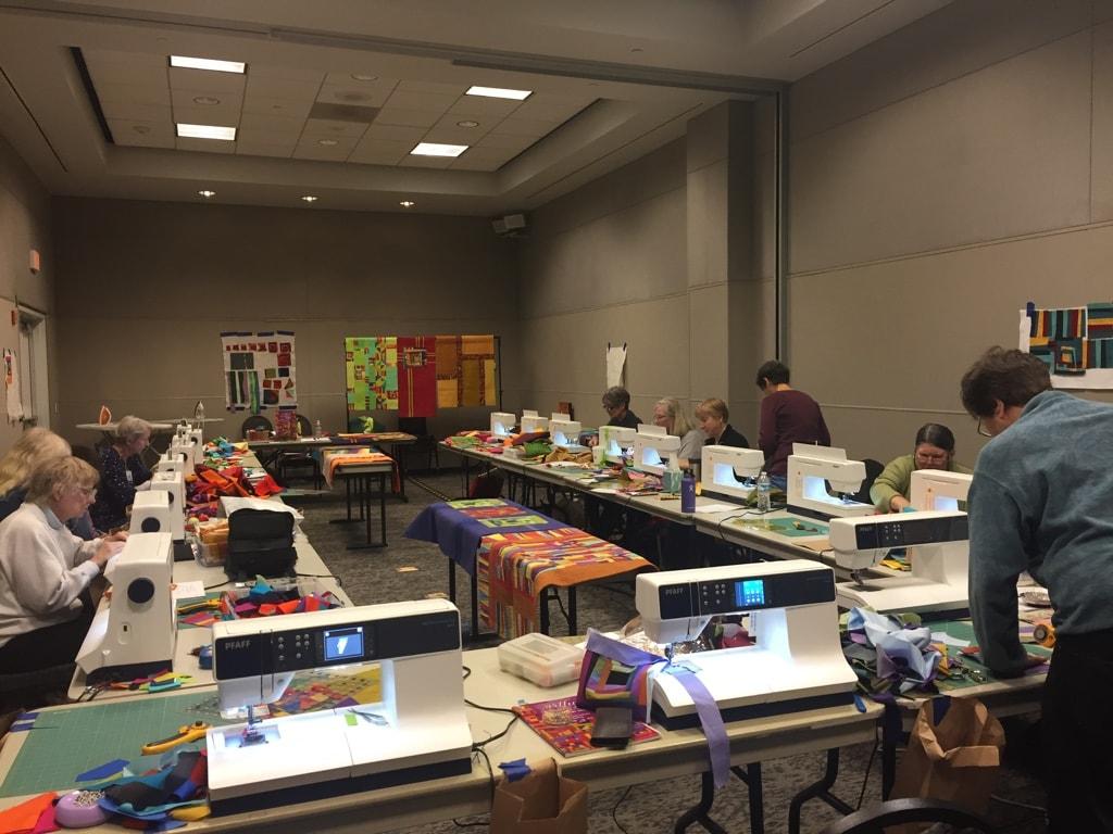 Artful Improv Class at Road to California 2018 - Cindy Grisdela