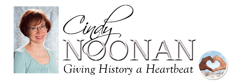 Cindy Noonan, Giving History a Heartbeat