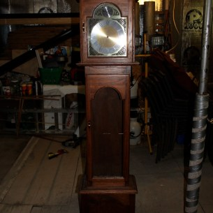 BEFORE: Grandfather Clock
