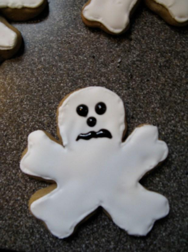 pirate theme cookies