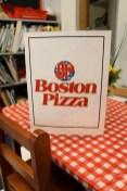 """""""Boston Pizza Restaurant"""""""
