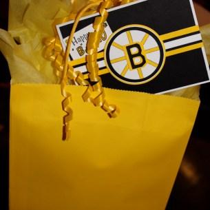 Boston Bruins Card