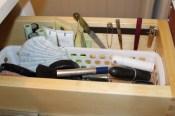make-up drawer