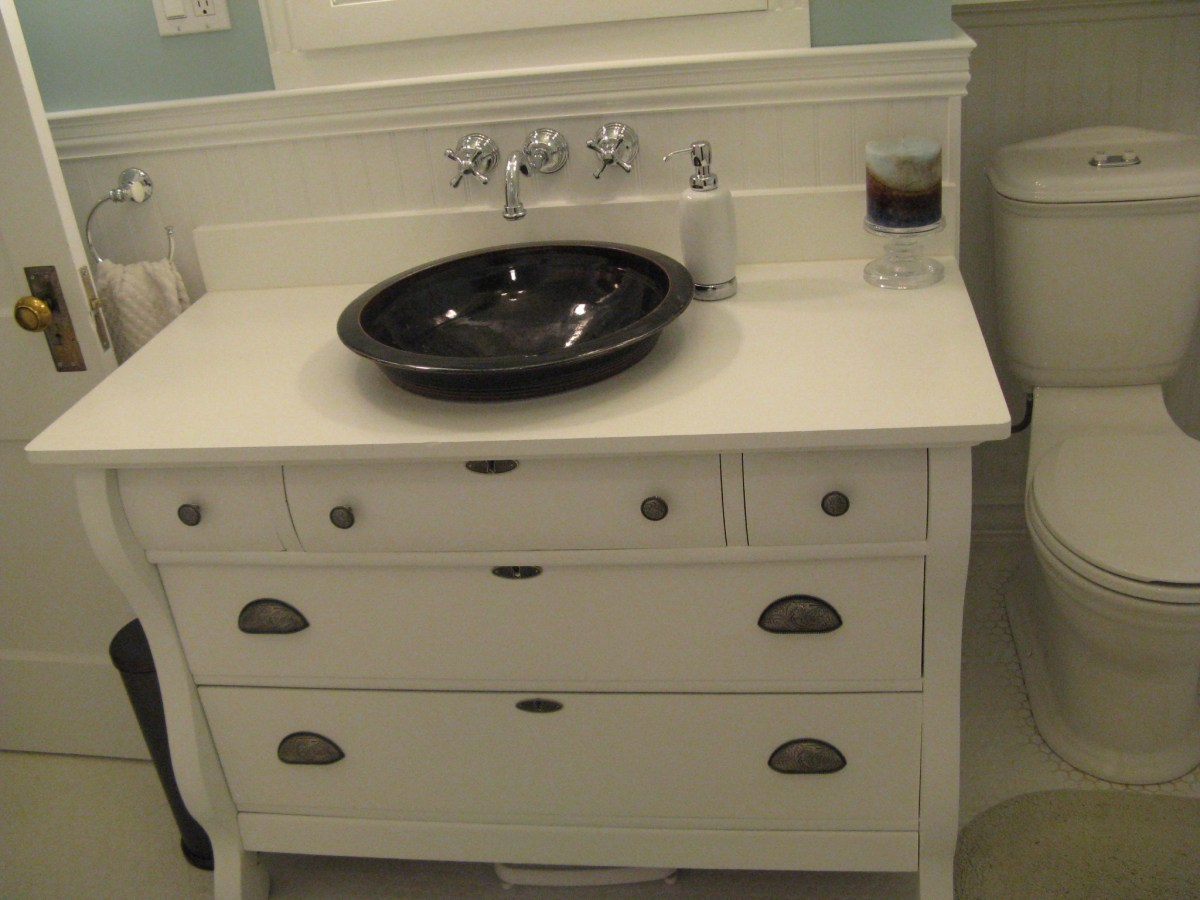 Furniture Design in 3's