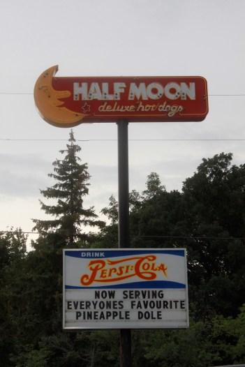 Half Moon Drive In