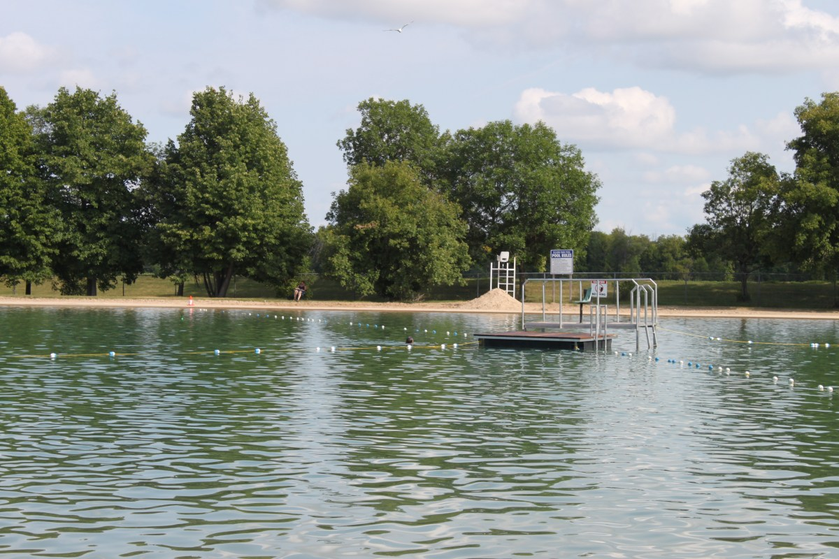 Selkirk Park and Pool
