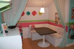Craft/Homework Area