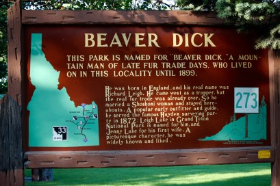 Beaver Dick Campground