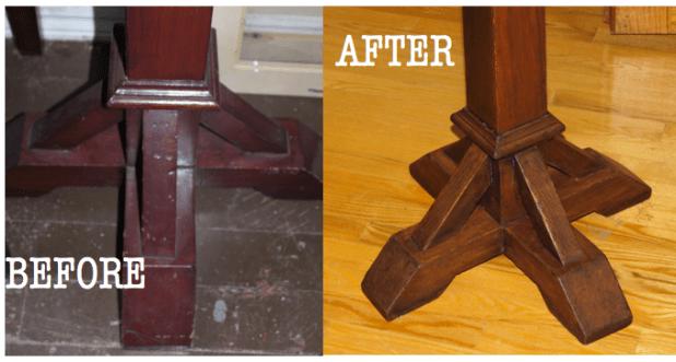 antique coat rack