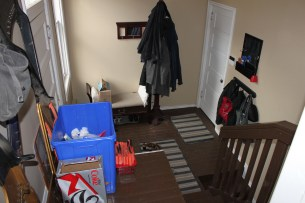 Mudroom Before3