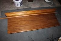oak molding