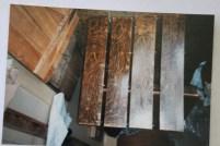 Original table leaves