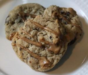Café Chocolate Cookies